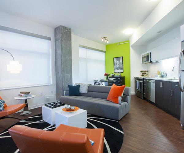 Venn Apartments,  1844 Market, SF