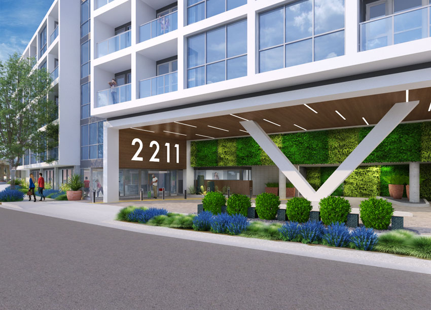 2211 Residences, Walnut Creek, CA